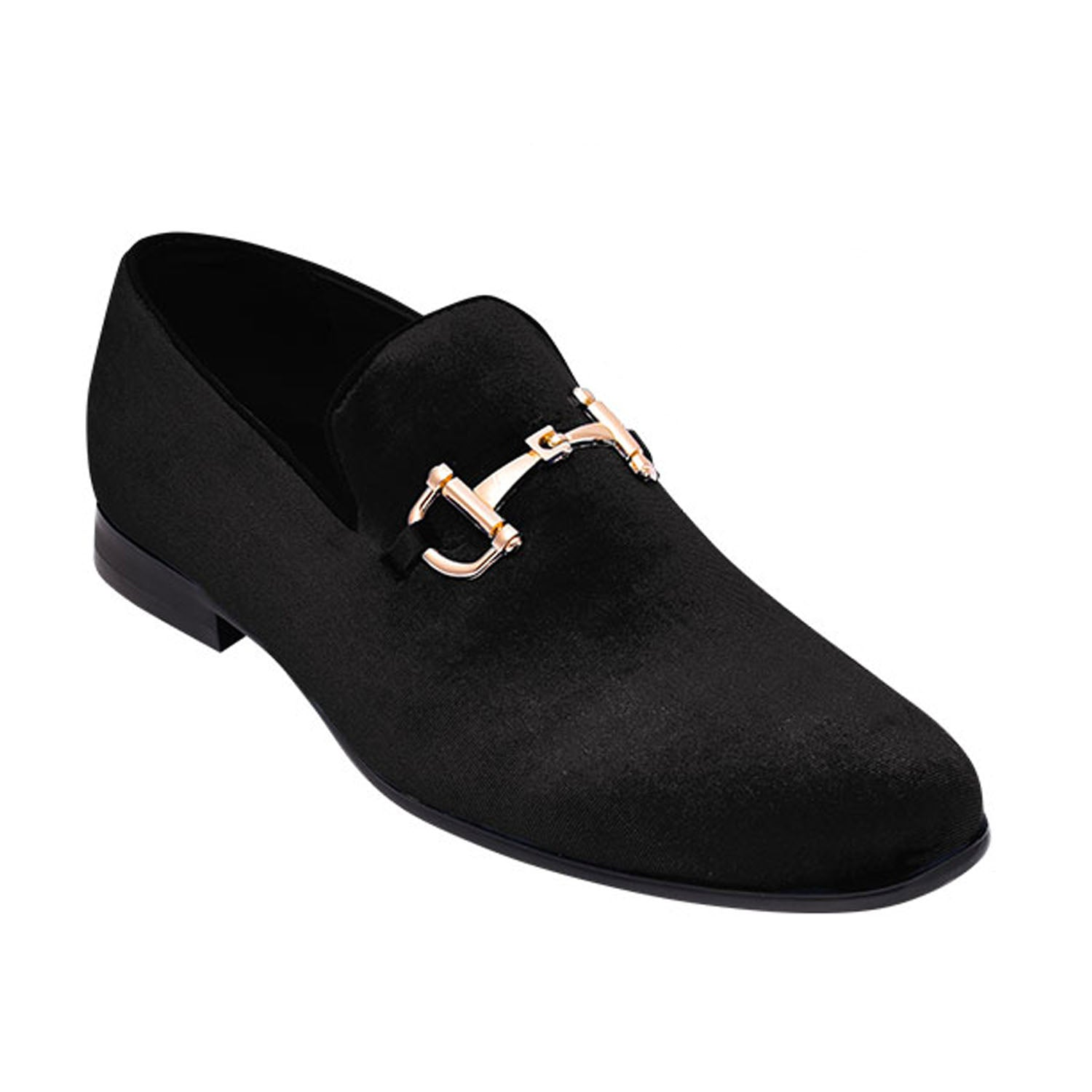 Black Loafer Shoe LF-9100