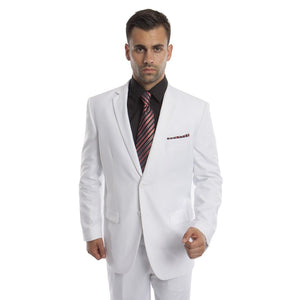 MENS SUIT 2-PC MODERN FIT SUITS M202