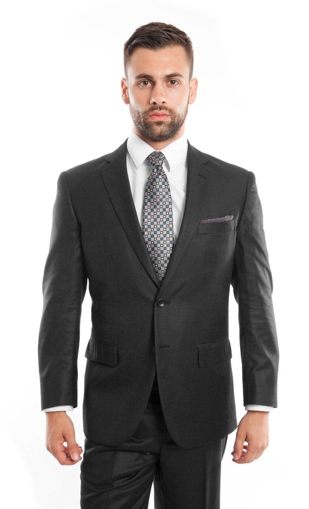 MENS SUIT 2-PC MODERN FIT SUITS M223