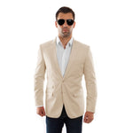 SLIM FIT MENS SPORTS COAT BLAZER JACKET MJ217S
