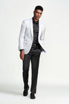 SLIM FIT MENS SPORTS COAT BLAZER JACKET MJ291S