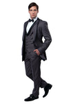 SHAWL COLLAR / PEAK TUXEDO SOLID SLIM FIT PROM TUXEDOS MT239S