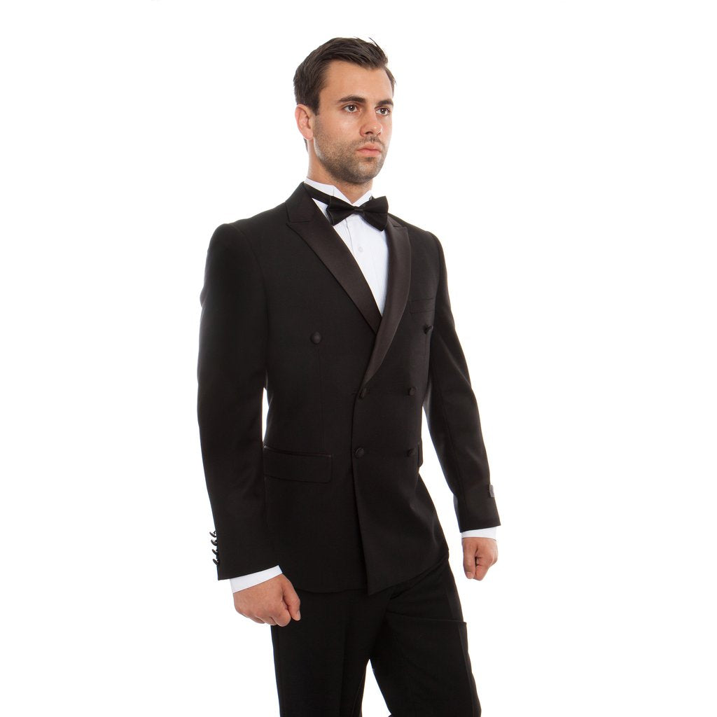 SHAWL COLLAR TUXEDO SOLID SLIM FIT PROM TUXEDOS MT253S