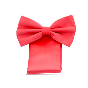 Solid Colored Bow-Tie
