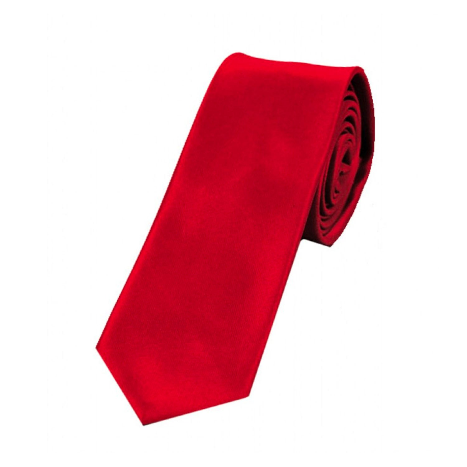 Solid Colored Tie