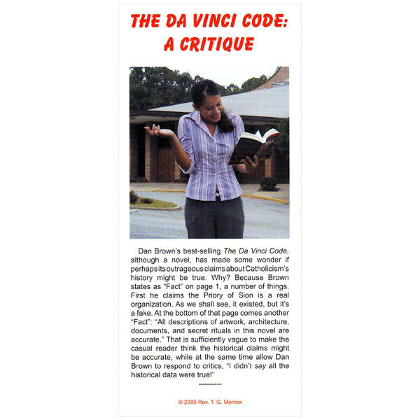 The Da Vinci Code: A Critique