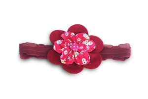 BABY GIRL HAIR ACCESSORIES FOR NEWBORN, INFANT AND TODDLERS: ARE YOU RED-Y?, Baby and Kids Hair Accessories, ZuriBabyCouture-Global