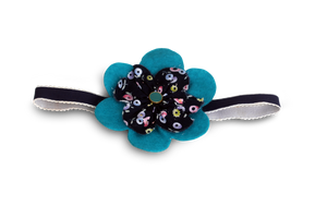 BABY GIRL HAIR ACCESSORIES FOR NEWBORN, INFANT AND TODDLERS: PEACOCK PARADE, Baby and Kids Hair Accessories, ZuriBabyCouture-Global