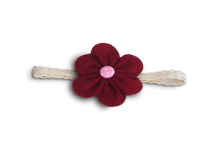 BABY GIRL HAIR ACCESSORIES FOR NEWBORN, INFANT AND TODDLERS: GOT THE MEAN REDS, Baby and Kids Hair Accessories, ZuriBabyCouture-Global