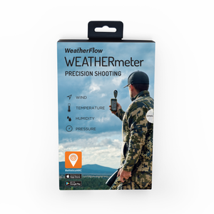 WEATHERmeter precision shooting