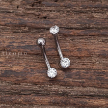 Daith Earring Daith Piercing 16g Rook Earring Rook Piercing Eyebrow Ring Snug Piercing Curved Bar 6mm 8mm