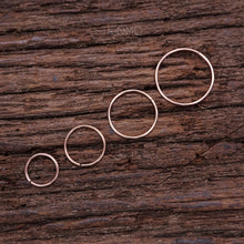 Cartilage Hoop Small Hoop Earring Helix Hoop Tiny Hoop Earring Cartilage Piercing Helix Piercing Stainless Steel 22g 20g 18g 16g