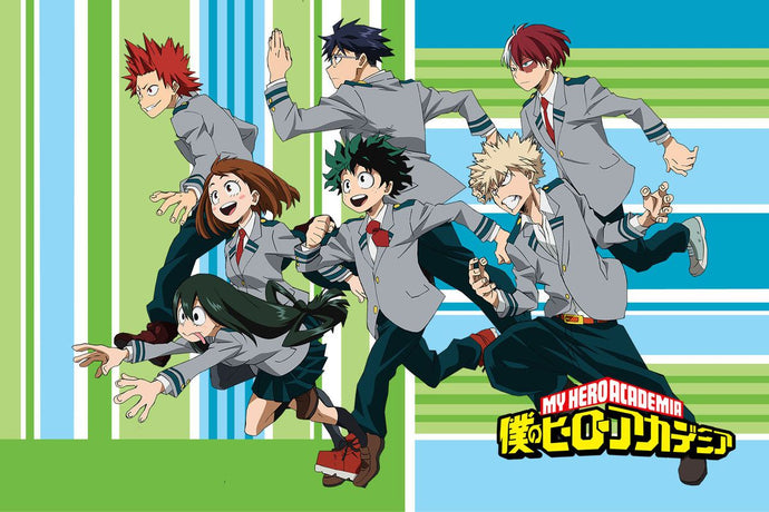 My Hero Academia : Izuku is the new Naruto