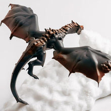Load image into Gallery viewer, 3D Dragon Breathing Fire Lamp (Various Designs)
