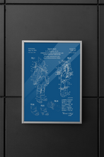 Load image into Gallery viewer, Astronaut Apace Suit Patent Poster