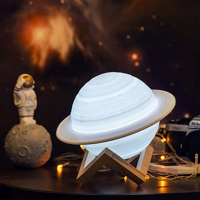 Saturn Night Lamp