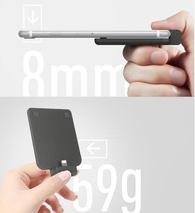 iPhone Slim Snap On Power Bank