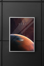 Load image into Gallery viewer, The Planets Of The Solar System Poster