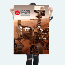 Load image into Gallery viewer, Mars 2020 Perseverance Poster