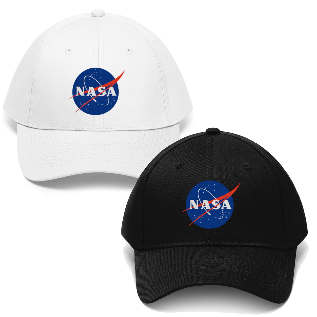NASA Meatball Baseball Cap
