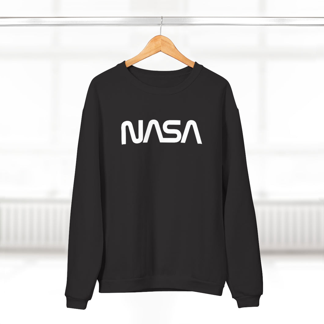 Nasa Worm Unisex Sweatshirt
