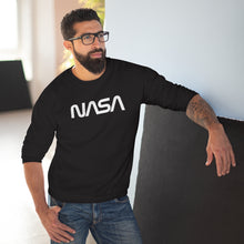 Load image into Gallery viewer, Nasa Worm Unisex Sweatshirt