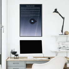 Charger l'image dans la galerie, The Pale Blue Dot Poster