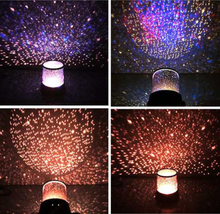 Charger l'image dans la galerie, The Night Sky Stars Projector