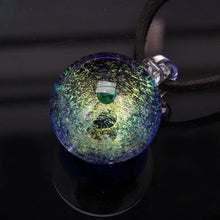 Load image into Gallery viewer, Harmonia Galaxy Glass Pendant