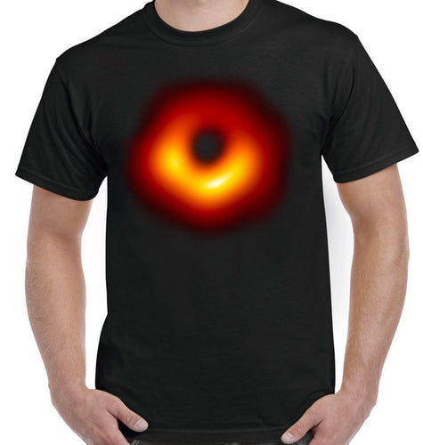 First Black Hole Image T-Shirt