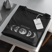 Load image into Gallery viewer, Just a (Moon) Phase T-shirt