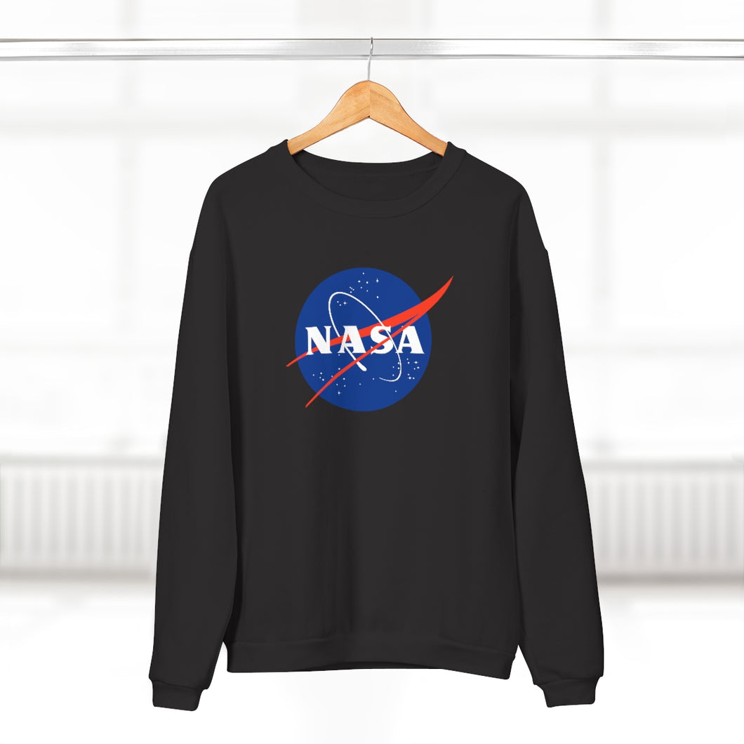 Nasa Meatball Unisex Sweatshirt