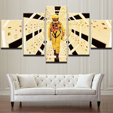 Load image into Gallery viewer, A Space Odyssey - 5 Pieces  Framed Canvas
