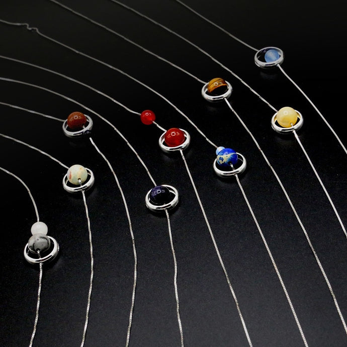 The Solar System Planets Chains