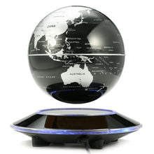 Charger l'image dans la galerie, Floating Rotating Earth Globe Lamp (Flat Base)