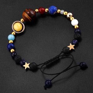 Solar System Bracelet Adjustable