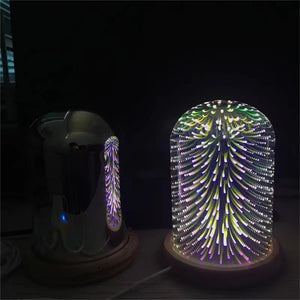 Atom - Glass LED Lamps (Long)