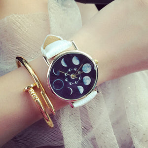 Moon Phases Watch