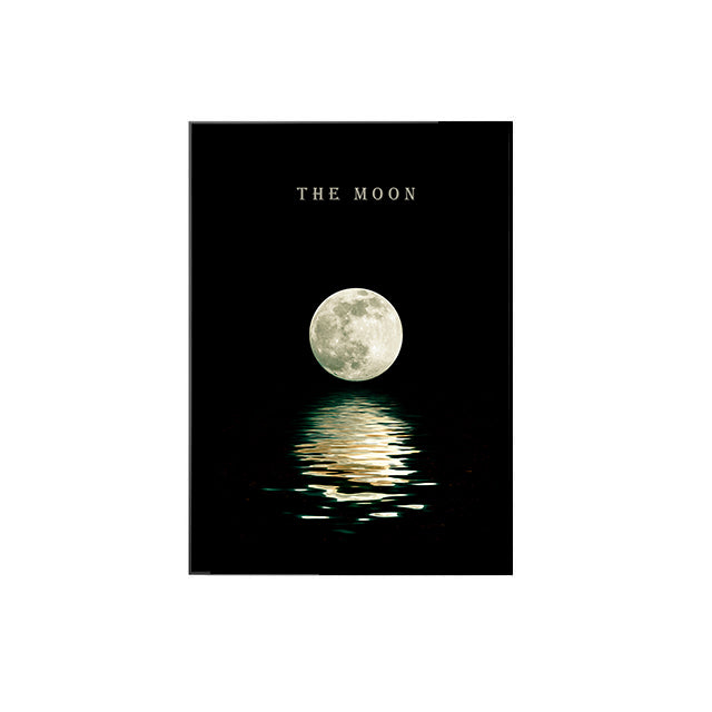 The Moon - Wall Poster