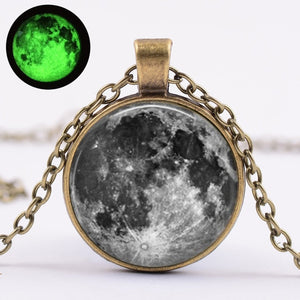 Birth Of The Moon Bracelet - Glow In The Dark