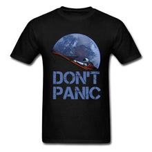 Load image into Gallery viewer, Don't Panic SpaceX Starman T Shirt