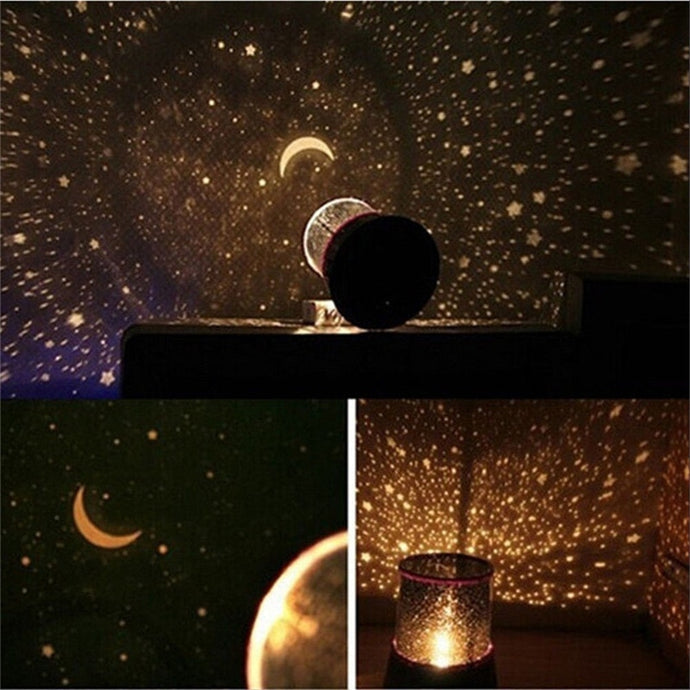 The Night Sky Stars Projector