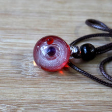 Load image into Gallery viewer, Antheia Galaxy Glass Pendant