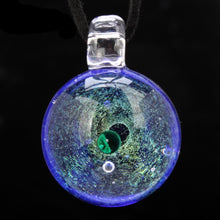 Load image into Gallery viewer, Hebe Galaxy Glass Pendant