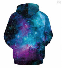 Load image into Gallery viewer, Space Wonders Hoodie