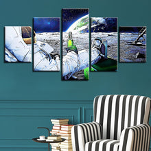 Load image into Gallery viewer, Let's Grab A Drink 5 Pieces Canvas