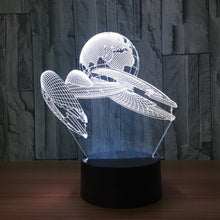 Load image into Gallery viewer, We're Leaving - Acrylic 3D Lamp