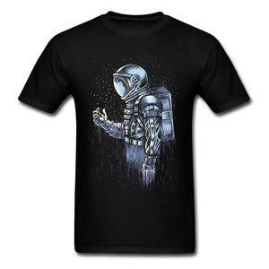 Time And Space Are One - T-Shirt
