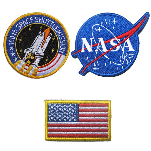 Nasa Apollo II Patch