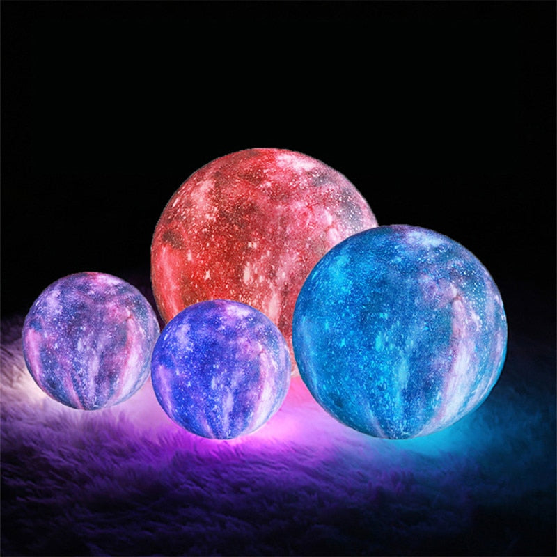 Galaxy Lamp Light